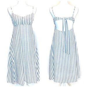 LULU'S x LUSH   Sun & Sea Striped Dress